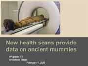 A look inside mummies