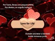 LOVE FOR LIFE (Organ & Blood Donors)