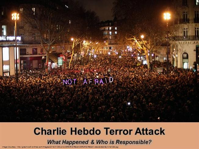 Charlie Hebdo Terror Attack What Happened And Who Is Responsible Authorstream