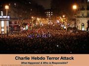Charlie Hebdo Terror Attack - What Happened and Who is Responsible