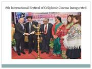 8th International Festival of Cellphone Cinema Inaugurated