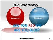 PowerPointing Blue Ocean Strategy[1]