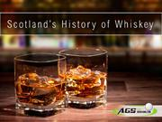 Scotland's History of Whiskey