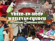 2012 Missions Conference