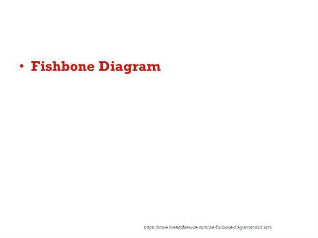 1019 Fishbone Cause And Effect Diagram For Powerpoint Authorstream