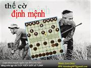 The co dinh menh