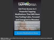 Tapping Meditation Videos Tapping World Summit 2015