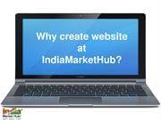 Why Create Website at IndiaMarketHub   Get Online India