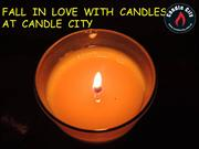 Fall in Love with Candles at Candle City