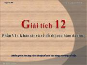 GT12-Phan  VI  -Kho  St  Hm  S  a  Thc
