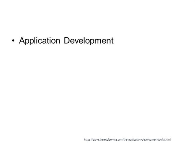 Application Development |authorSTREAM