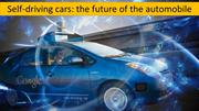 Self-driving cars the future of the automobile