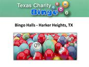 Bingo Halls - Harker Heights, TX