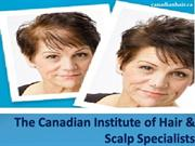 The Canadian Institute of Hair & Scalp Specialists