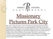Missionary Pictures Park City