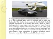 Get a Reliable and Affordable Burlington Airport Limousine Service