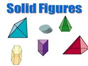 Maths- Solid Figures