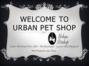Urban Pet Shop