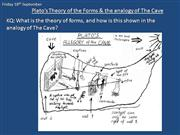 Plato's Analogy of The Cave
