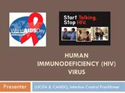 Human ImmunoDeficiency (HIV) Virus_ppt