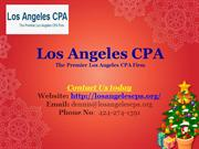 Los Angeles Forensic Accounting Firms