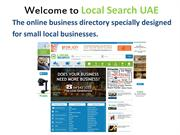 business directory specially designed for small local businesses