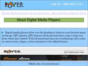 Digital Media Players & Accessories – Buy Online at Rover Store