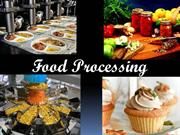 Want to Know about Food Processing