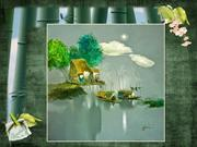 Vietnamese painter Dang Van Can´