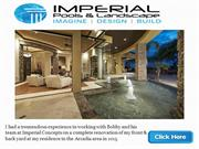 Swimming Pool Construction in Scottsdale - Goimperial