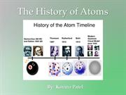 Atoms and its History