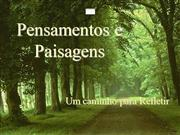 Frases e Paisagens