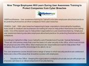 Nine Things Employees Will Learn During User Awareness Training