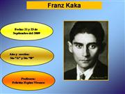 Metamorfosis - Franz Kafka