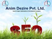 SEO services company in India