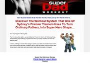 Super Dad Workout Review