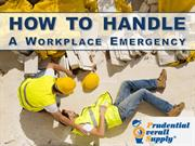How to Handle a Workplace Emergency