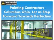 Painting Contractors Columbus Ohio Let us Step Forward Towards Perfect