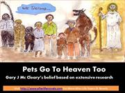 Pets in Heaven - Do Pets Go To Heaven Too