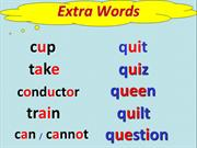L 5_Extra Words