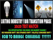 LED MARKET - 20:20 TEST MATCH !  R U READY TO PLAY WELL ?