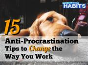 15 Anti-Procrastination Tips to Change the Way You Work
