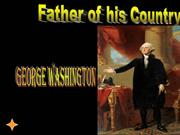 WASHINGTON AS PRESIDENT