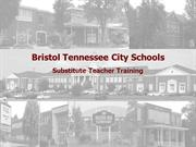 Substitute Teacher Training - 2014