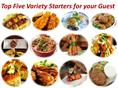 Best starter dishes ever made