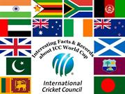 Nail Biting Facts and Records from ICC Cricket World Cup