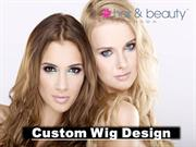 Custom Wig Design | Custom Wigs Canada - Hair & Beauty Canada