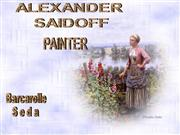 ALEXANDER SAIDOFF - PAINTER