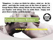 Group Home Riches - A Disabled Caregiver Funding