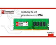 Introducing the next generation memory DDR4
